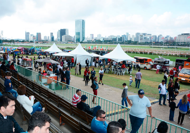 Jockey club de s o paulo for Puerta 4 jockey club