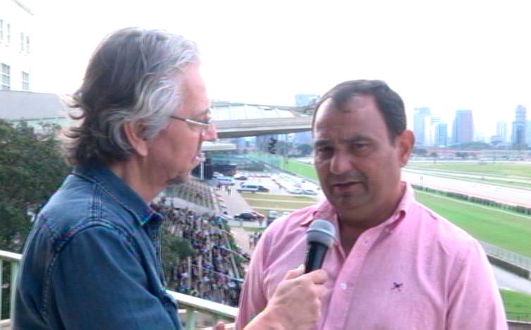 TV Jockey entrevista A.G.S Corrêa, treinador vencedor por eficiência das estatísticas 2016 / 2017