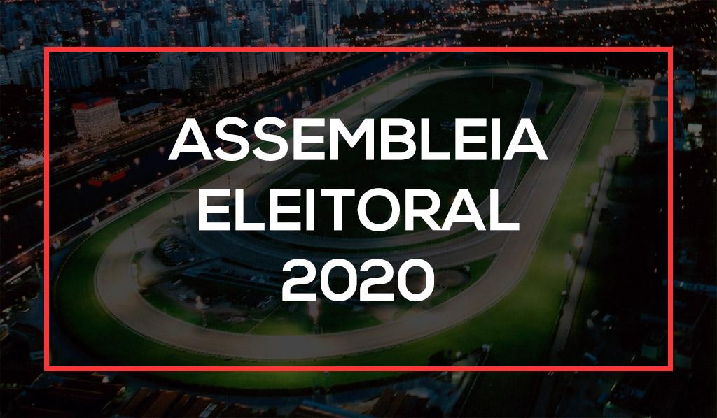Comunicado: Assembleia Eleitoral de 15/12/2020