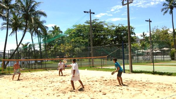 Jockey Club de São Paulo terá quadras de beach tennis, beach volley e futvôlei em abril