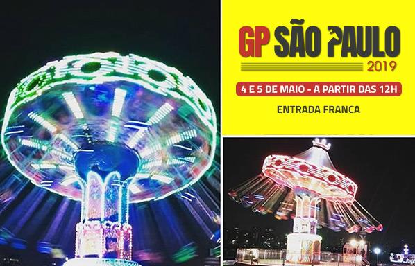 A 95ª edição Grande Prêmio São Paulo está imperdível com atrações inéditas e gratuitas