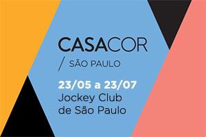 Casa Cor reúne 69 ambientes entre 23 de maio e 23 de julho no Jockey Club de São Paulo