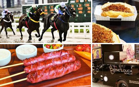 Sábado tem Food Trucks durante os páreos do Jockey Club de São Paulo