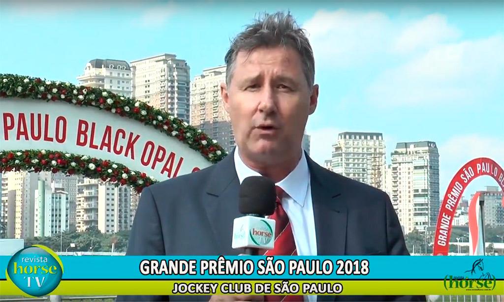Cobertura Grande Prêmio São Paulo Black Opal 2018 - Revista Horse TV