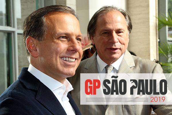 Governador João Doria Jr.: