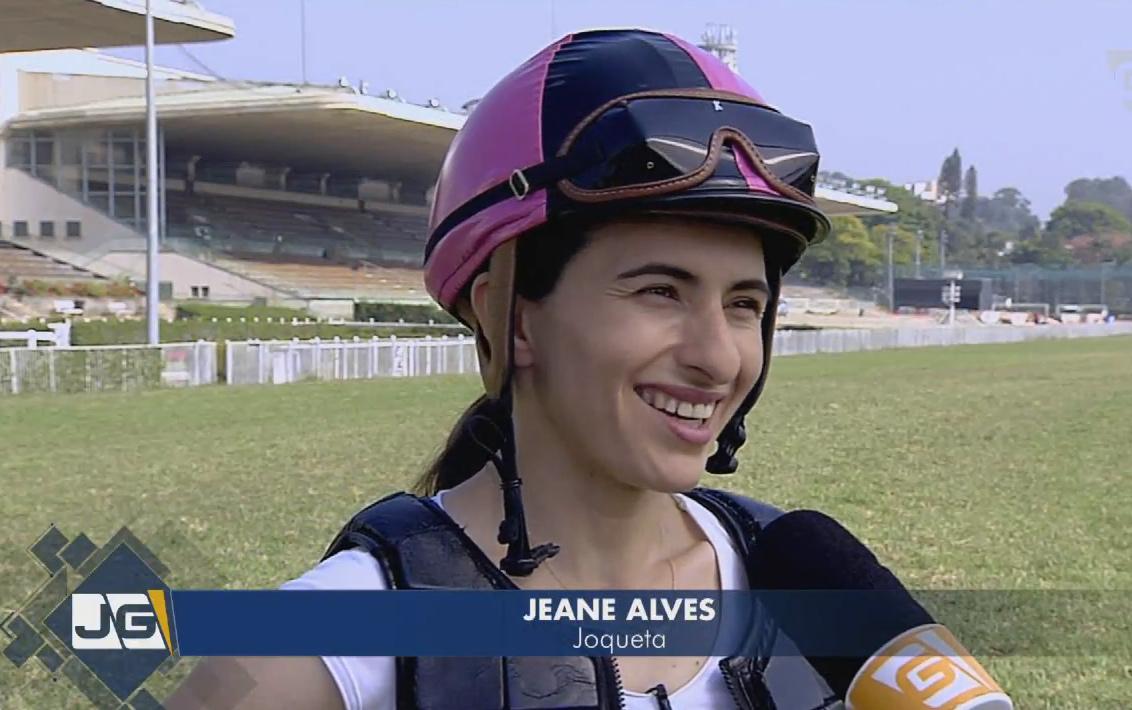 Jornal da Gazeta: Jeane Alves a primeira mulher a vencer as estatísticas em Cidade Jardim