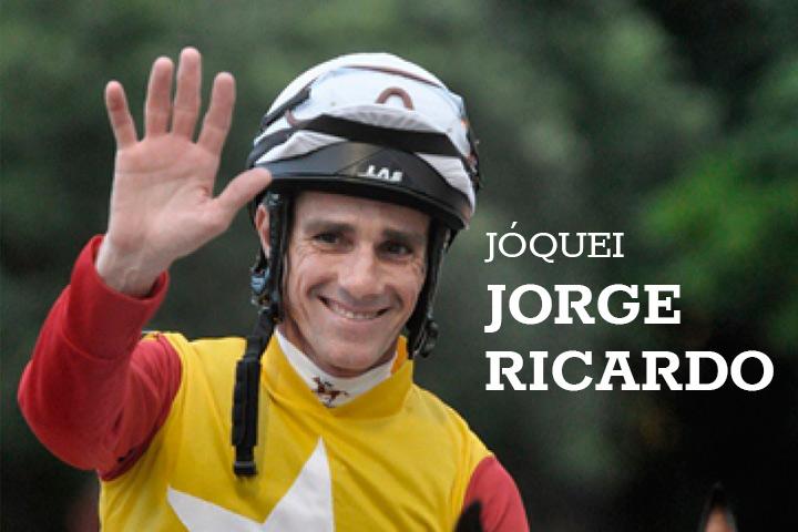 Jorge Ricardo, uma das grandes atrações do