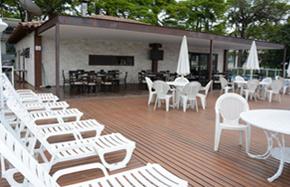 Entrega do conjunto aqu�tico do Jockey Club de S�o Paulo