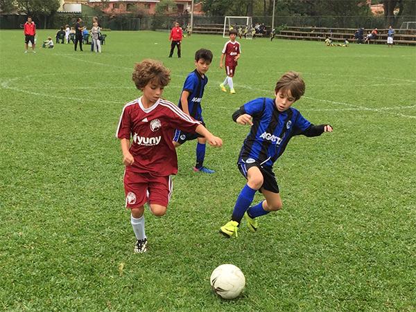 Time de futebol infantil do Jockey Club de São Paulo é campeão do torneio ACESC Charles Miller de Futebol