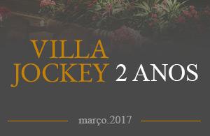 Villa Jockey comemora 2 anos