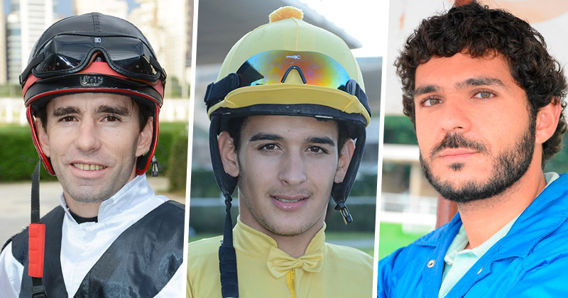 Vagner Leal, Ruberley Viana e Thiago Haidar, os maiores ganhadores da semana