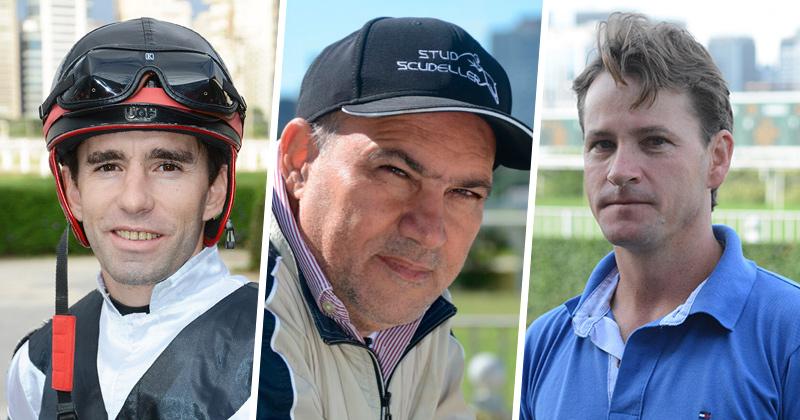 V.Leal, V.S.Lopes e M.Decki, os destaques do final de semana