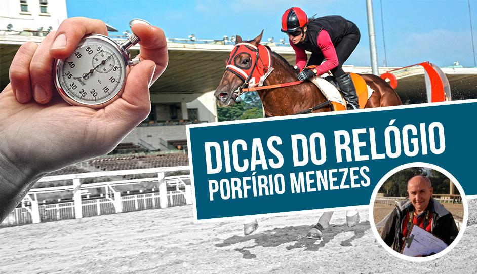 Dicas do Relógio - Porfírio Menezes