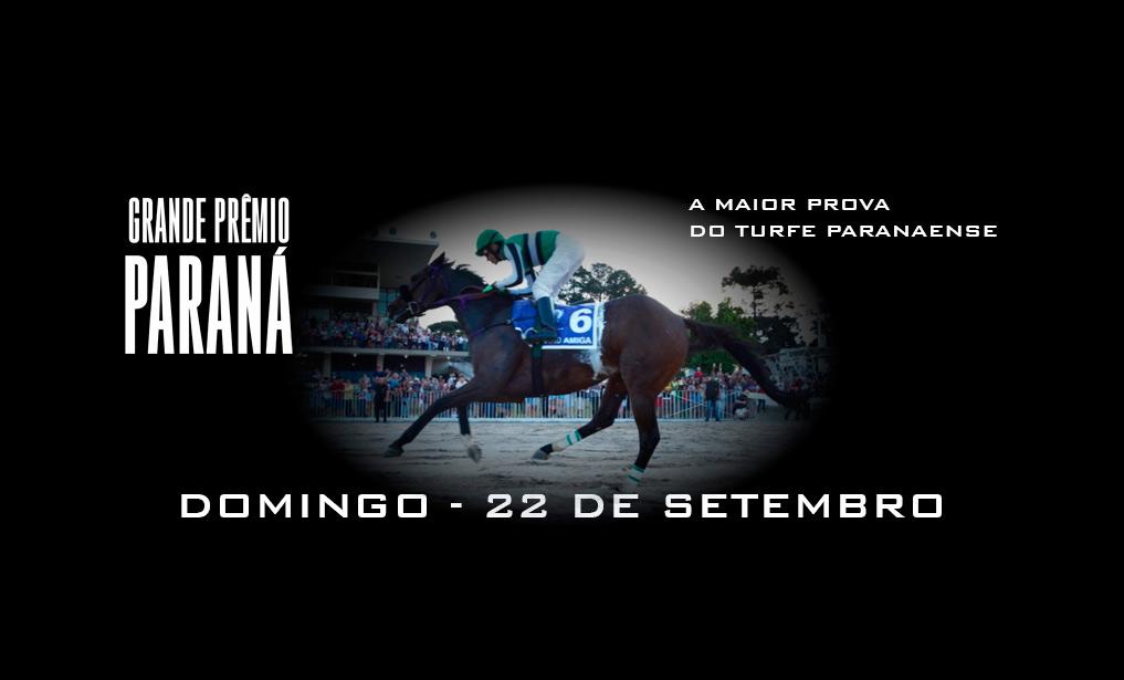 G.P. Paraná com transmissão e apostas para São Paulo
