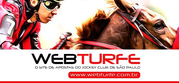 Aposte nas corridas pelo WebTurfe, o site de aposta do JCSP