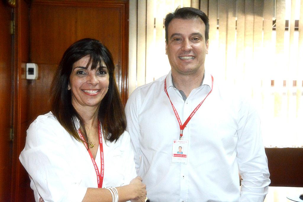 Jockey Club de São Paulo apresenta seus novos diretores financeiro e social