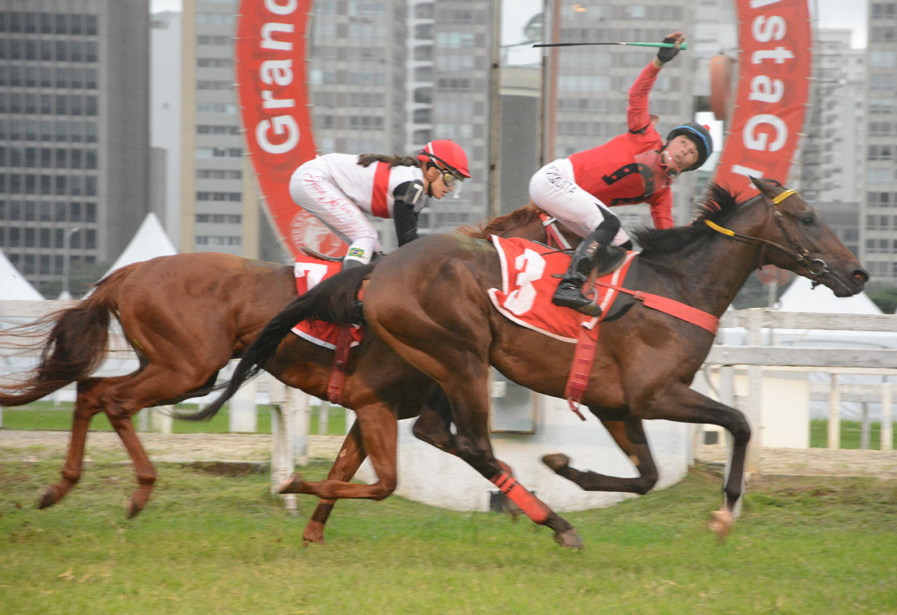 Reality Bites, o her�i do Derby Paulista 2015!